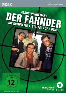 Der Fahnder Staffel 1, 6 DVDs
