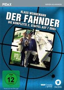 Der Fahnder Staffel 2, 6 DVDs