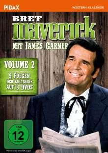 Bret Maverick Vol. 2, 3 DVDs