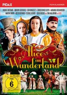 Alice im Wunderland (1999), DVD