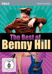 The Best of Benny Hill, DVD