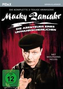 Macky Pancake - Die Abenteuer eines Unwahrscheinlichen, DVD