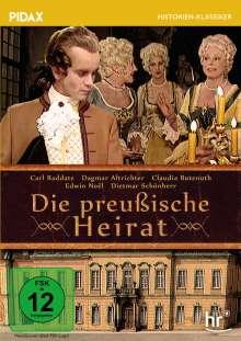 Die preußische Heirat, DVD