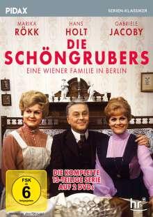 Die Schöngrubers, 2 DVDs
