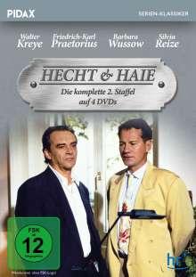 Hecht & Haie Staffel 2, 4 DVDs