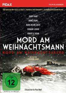 Mord am Weihnachtsmann (Mord am Weihnachtsabend), DVD