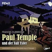 Francis Durbridge: Francis Durbridge: Paul Temple und der Fall Tyler, CD