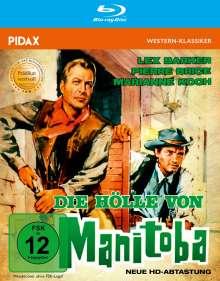 Die Hölle von Manitoba (Blu-ray), Blu-ray Disc