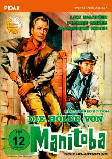 Die Hölle von Manitoba, DVD