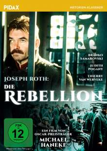 Die Rebellion, DVD