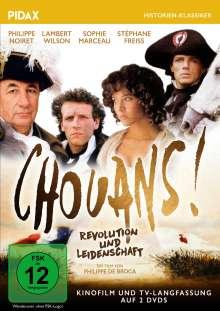 Chouans! - Revolution und Leidenschaft, 2 DVDs