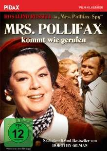 Mrs. Pollifax kommt wie gerufen, DVD
