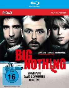 Big Nothing (Blu-ray), Blu-ray Disc