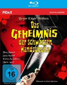 Das Geheimnis der schwarzen Handschuhe (Blu-ray), Blu-ray Disc