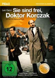 Sie sind frei, Doktor Korczak, DVD