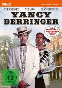 Yancy Derringer (Alle deutschen Folgen), 4 DVDs