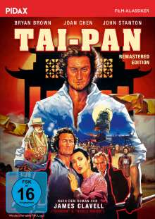 Tai-Pan, DVD