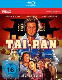Tai-Pan (Blu-ray), Blu-ray Disc