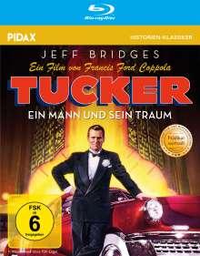 Tucker (Blu-ray), Blu-ray Disc