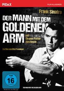 Der Mann mit dem goldenen Arm, DVD