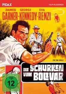 Die Schurken vom Bolivar, DVD