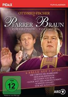Pfarrer Braun Collection Vol. 3, 3 DVDs