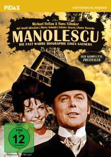 Manolescu - Die fast wahre Biographie eines Gauners, DVD