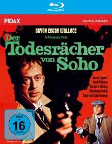 Der Todesrächer von Soho (Blu-ray), Blu-ray Disc