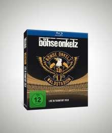 Böhse Onkelz: Waldstadion - Live in Frankfurt 2018, Blu-ray Disc