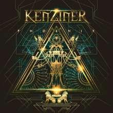 Kenziner: Phoenix, CD