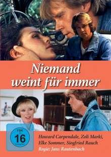 Niemand weint für immer, DVD