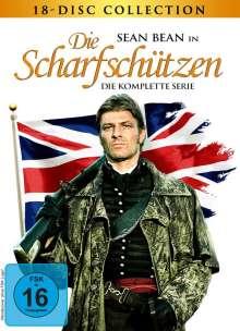 Die Scharfschützen (Komplette Serie), 18 DVDs