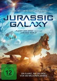 Jurassic Galaxy, DVD