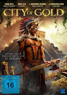 City of Gold, DVD