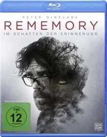 Rememory (Blu-ray), Blu-ray Disc