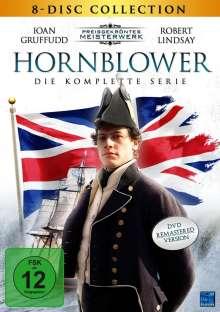 Hornblower (Komplette Serie), 8 DVDs