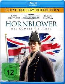 Hornblower (Komplette Serie) (Blu-ray), 8 Blu-ray Discs