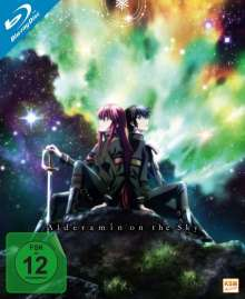 Alderamin on the Sky (Gesamtedition) (Blu-ray), 3 Blu-ray Discs