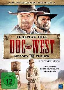 Doc West - Nobody ist zurück (Collectors Edition), DVD