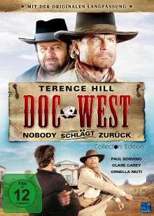 Doc West - Nobody schlägt zurück (Collectors Edition), DVD