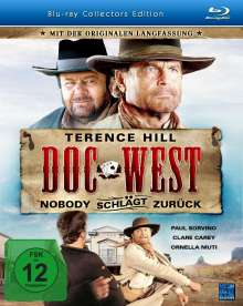 Doc West - Nobody schlägt zurück (Collectors Edition) (Blu-ray), Blu-ray Disc