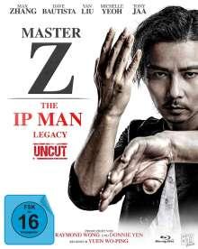 Master Z - The Ip Man Legacy (Blu-ray), Blu-ray Disc