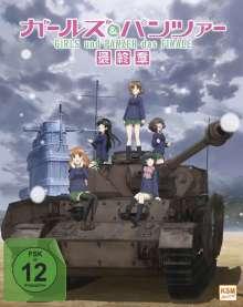 Girls & Panzer - Das Finale: Teil 1 (Limited Edition mit Sammelschuber) (Blu-ray), Blu-ray Disc