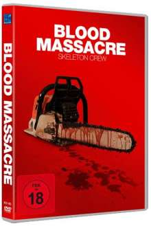 Blood Massacre, DVD
