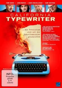 California Typewriter - Die Revolution wird mit der Schreibmaschine geschrieben, DVD