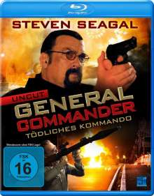 General Commander (Blu-ray), Blu-ray Disc