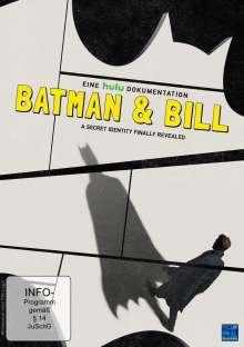Batman & Bill, DVD