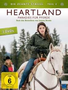Heartland - Paradies für Pferde Staffel 10 Box 2, 3 DVDs