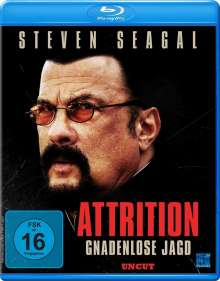 Attrition (Blu-ray), Blu-ray Disc
