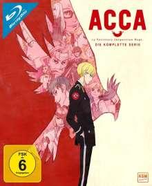 ACCA (Gesamtedition) (Blu-ray), 3 Blu-ray Discs